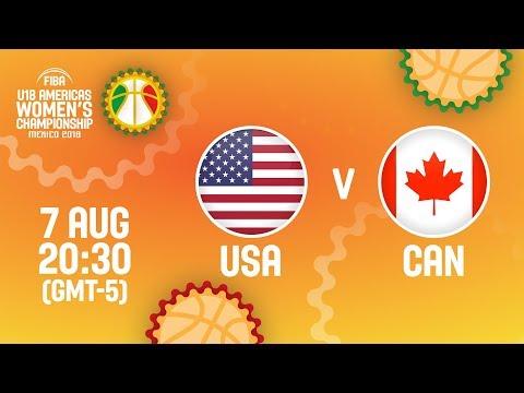 USA v Canada - FINAL - Full Game