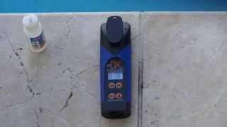 EZ DX Cyanuric Acid Test