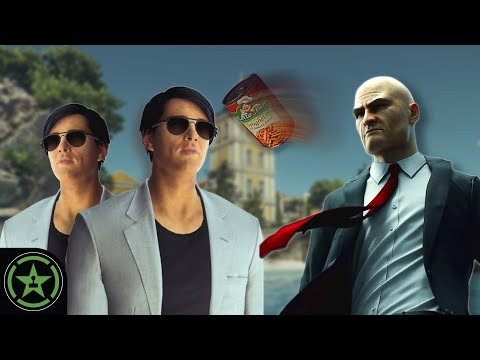 Let's Watch - Hitman Elusive Target: The Twins