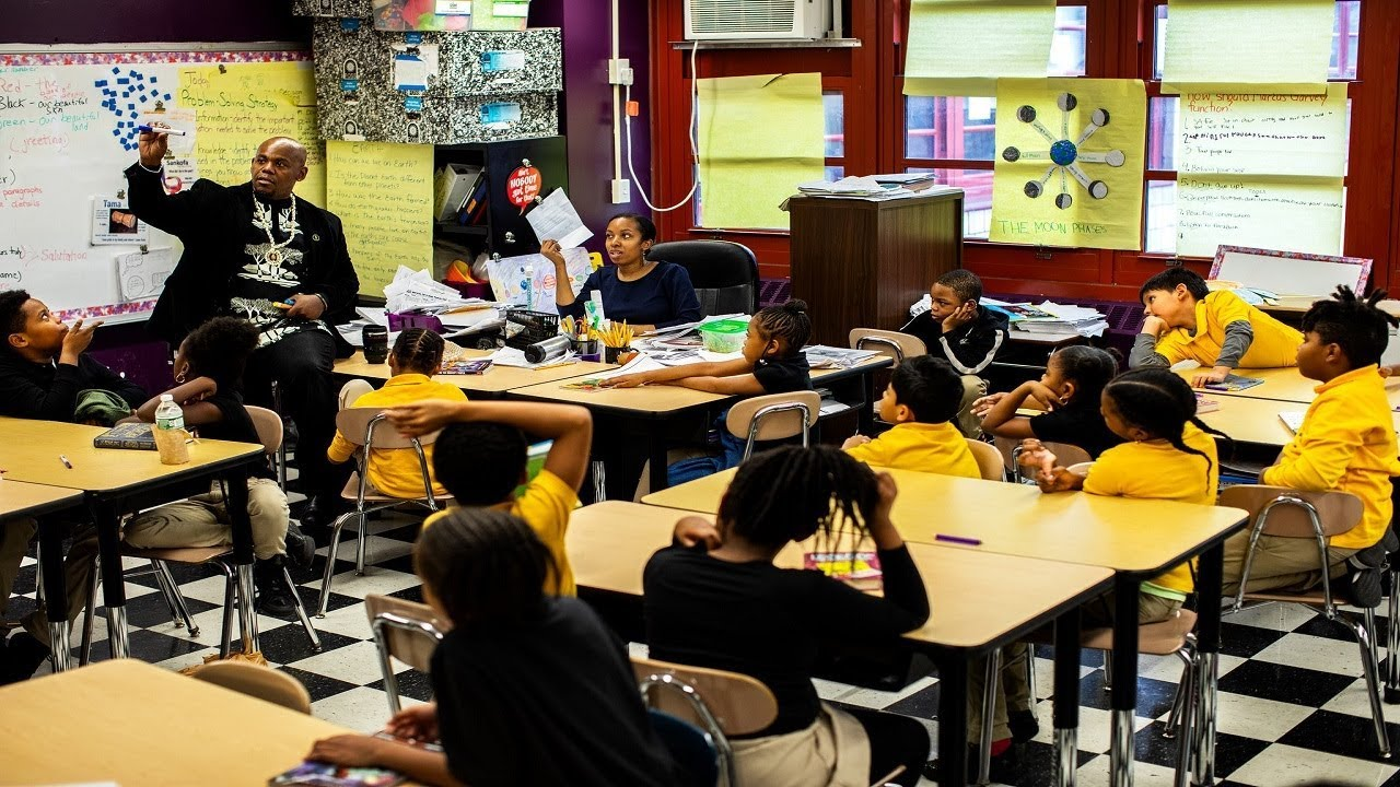 Black Parents Are Turning To Afrocentric Schools To Avoid Discrimination In Public Education