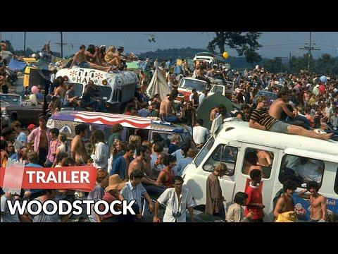 Woodstock 1970 HD Trailer |  Documentary |  Joan Baez |  Richie Havens