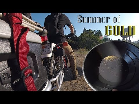 Summer of GOLD 2017 California Gold Prospecting Documentary