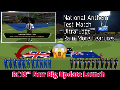 Real Cricket 18™ New Big Update - All New Features - Technical Editing Gamer - - 동영상