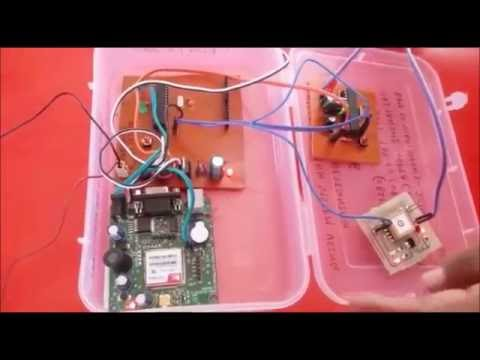 How to make Vehicle Tracking System using web interface and GPS system Engineering Major Project