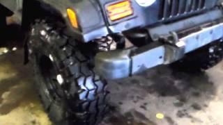 tire comparison in the snow