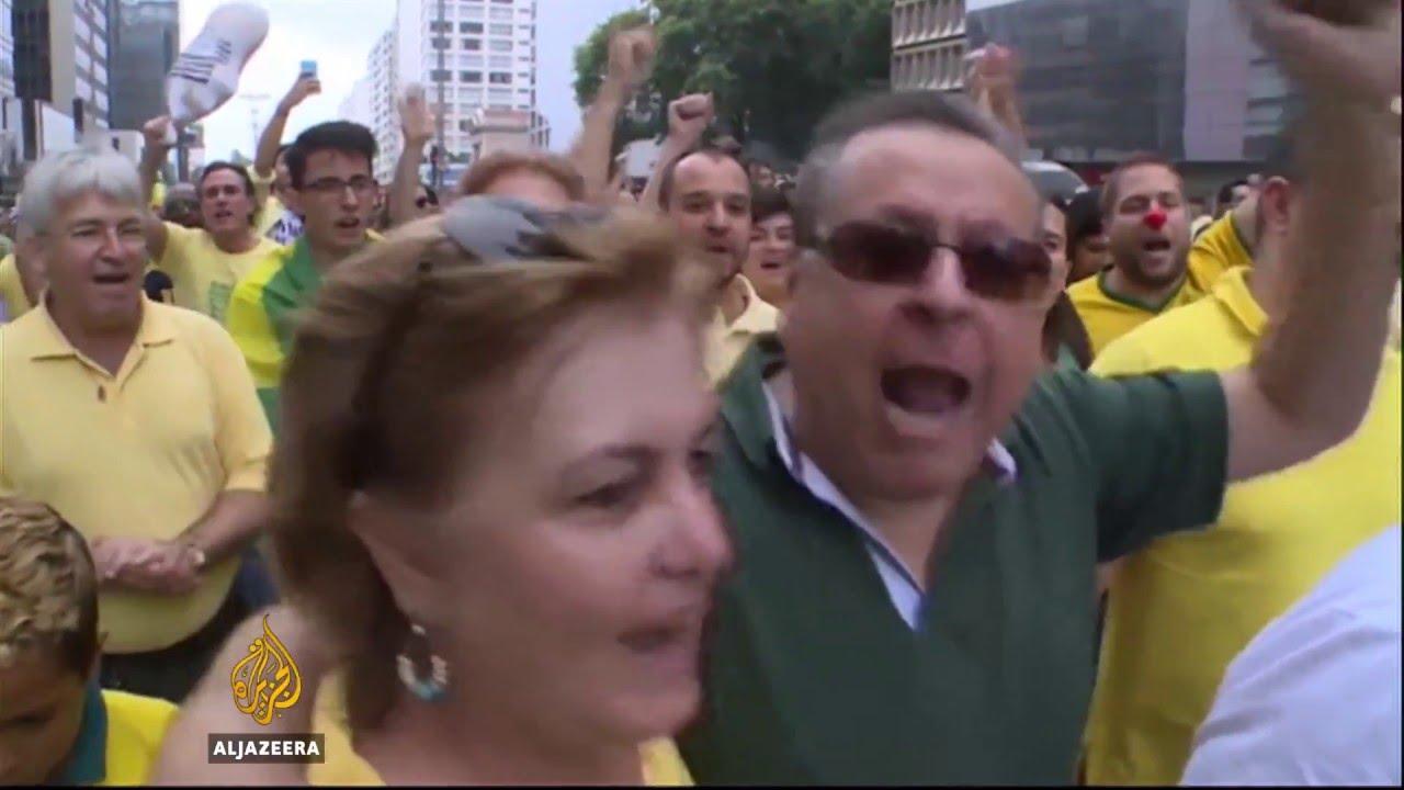 Top Brazilian judge blocks cabinet post for ex-president