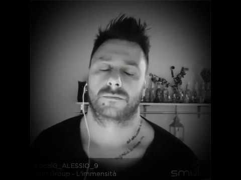 L'immensità - Cover By Alessio