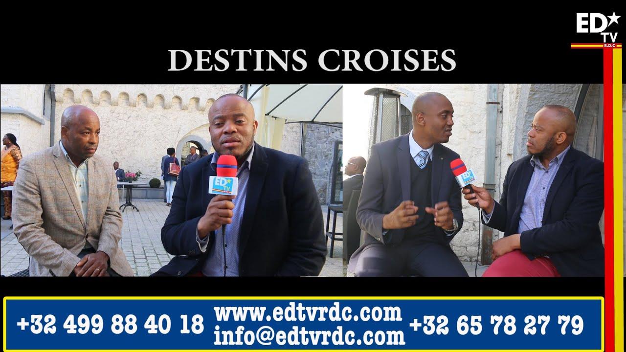 DESTINS CROISES DE DEUX CONDAMNES  À TORT:  Dr. KANKU ET CHRISTOPHER  NGOYI...