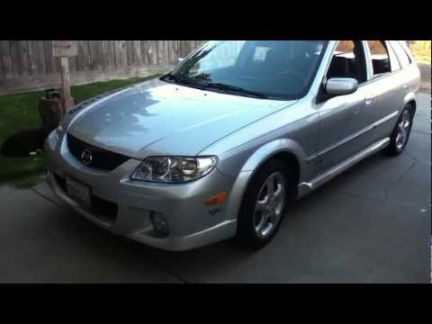 My 02 Mazda Protege5 Up Grades
