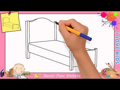 Apprendre dessiner une guitare doovi - Comment dessiner un lit ...