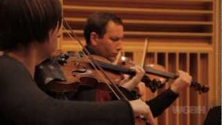 WGBH Music: Cypress Quartet plays Barber