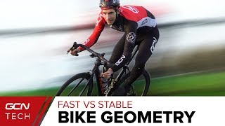 Speed Vs Stability - Can Bike Geometry Make You Faster?