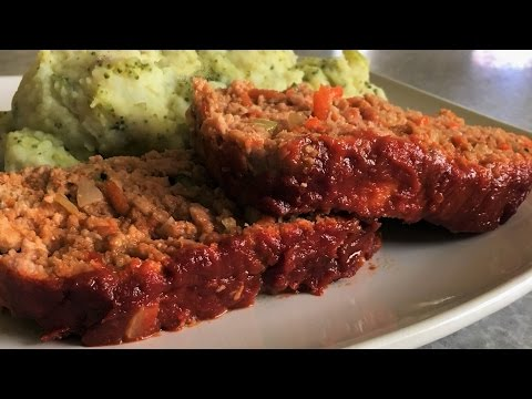 Meatloaf -  Whole30 Recipe