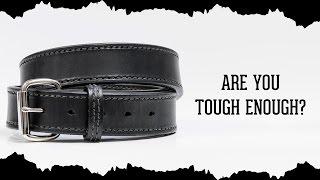 Gun Belts - Steel Core Leather Gun Belts | Bigfoot Gun Belts