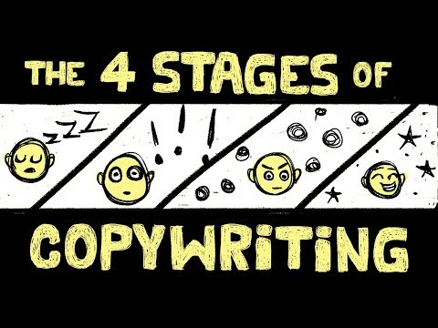 4 Stages of Copywriting Competence - Master any skill using this formula!
