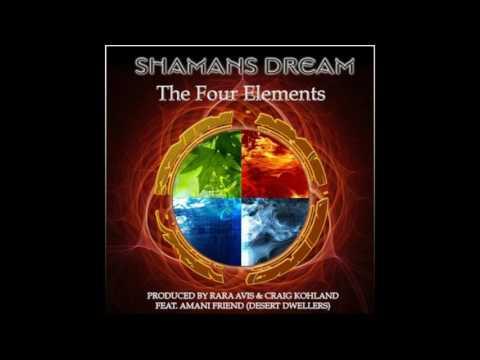 Shaman's Dream - The Four Elements (Full Album) - Electronic Yoga Music