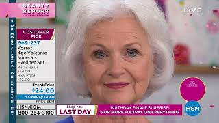 HSN  Beauty Report with Amy Morrison 07.31.2019 - 08 PM