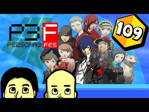 Let's Play Persona 3 FES (Blind) Part 109: Tartarus - Electric Fist Blade
