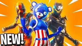 The NEW SKINS in Fortnite..! 😍