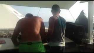 Dj Denzo & Fasio Dj Playing LIVE @ Blu Bey Livadh Albania