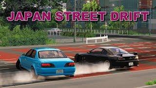 Japan Street Drifting (Assetto Corsa)