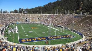 California Memorial Stadium 2012 Berkeley California