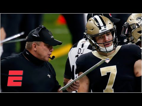 Sean Payton on Taysom Hill filling in for Drew Brees & the Saints' pursuit of the top seed | #Greeny