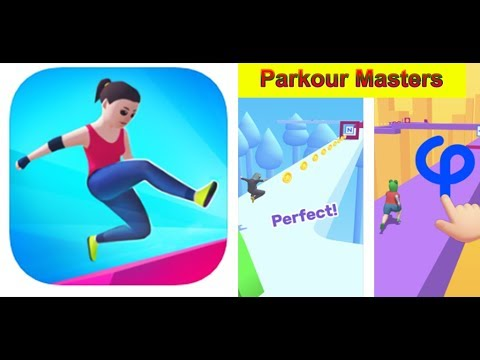 Parkour Masters – Voodoo Game