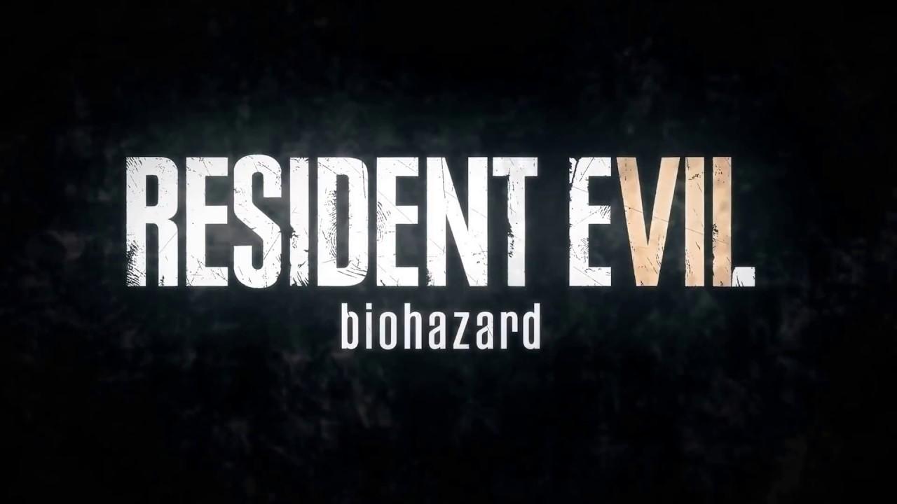 Resident evil 7  Gameplay Trailer  2017   YouTube