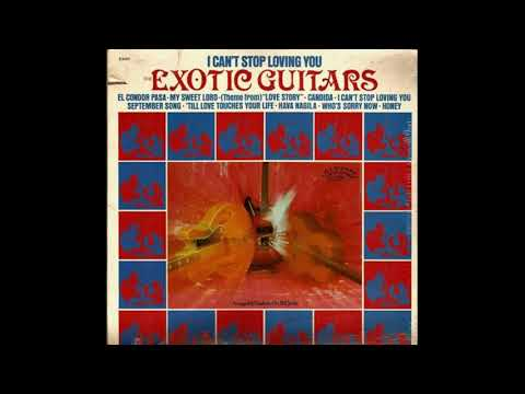 The Exotic Guitars   Theme From 'Love Story'