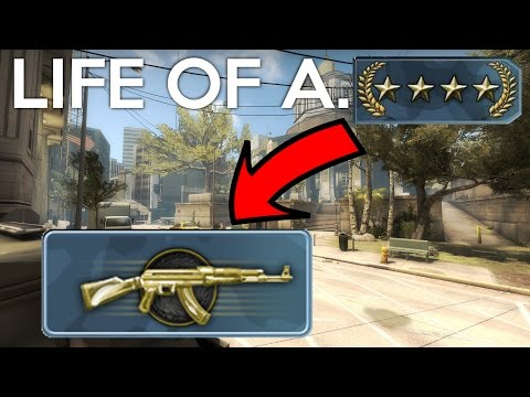 THE RANK UP!! - Life of a Gold Nova (CS:GO Competitive)