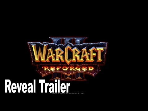 Warcraft 3: Reforged - BlizzCon 2018 Cinematic Reveal Trailer [HD 1080P]