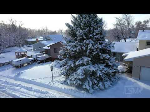 02-27-2020 Rapid City, SD - Drone Photogenic Snow