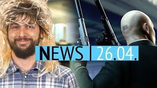 Hitman: Sniper Assassin aufgetaucht - Neuer Nintendo-Chef - News