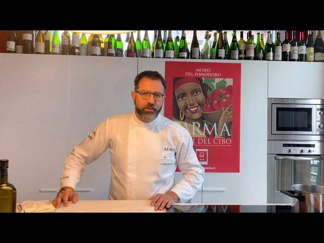 I MUSEI IN CUCINA - 1. Pappa al pomodoro con Mario Marini