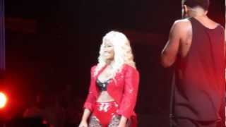 Drake, Nicki Minaj & 2 Chainz- Make Me Proud/Beez In The Trap- 3rd Annual OVO Fest