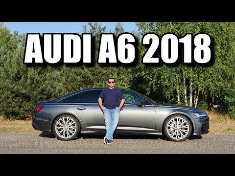 Audi A6 C8 2018 (PL) - test i jazda próbna