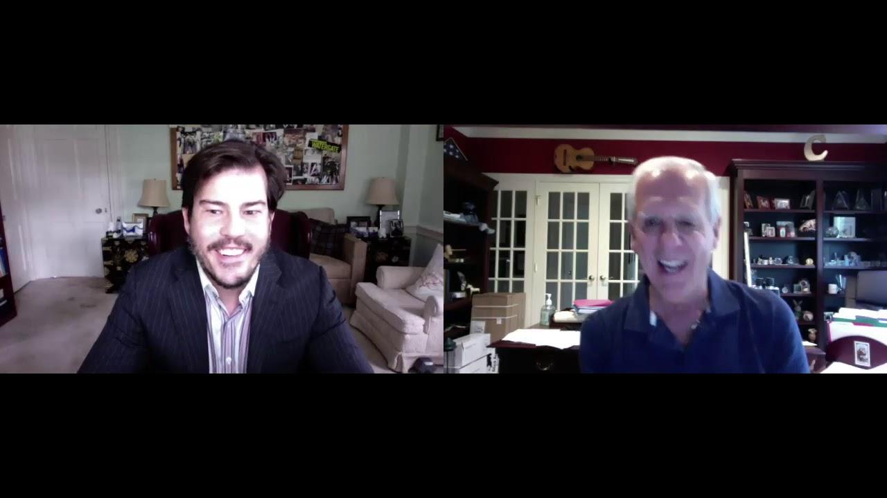 Quinn Interviews Disability Advocate Tony Coelho
