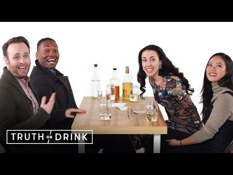 Double Blind Date (Bernard, Brendan, Megan, & Pauline) | Truth or Drink | Cut