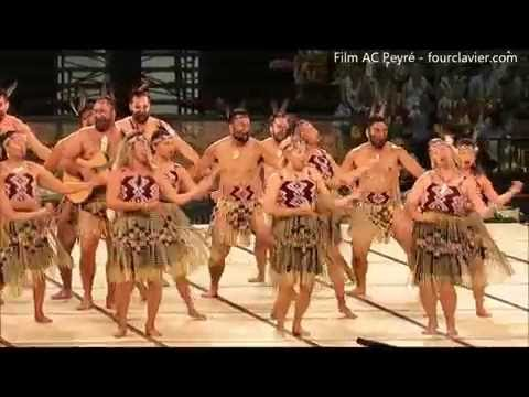 Merrie Monarch Festival - Hilo - Hawaii 2016 - New-Zeland Dancers