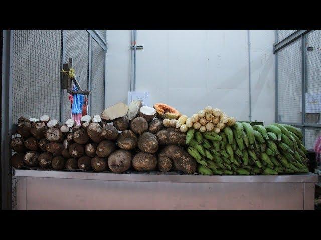 Ramiro Martínez opina sobre la apertura del nuevo Mercado de Santa Rita