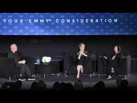 'The People v. O.J. Simpson' Emmy FYC event with Sarah Paulson, Marcia Clark, Ryan Murphy