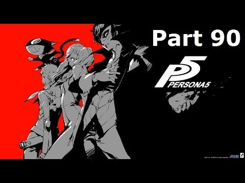 Persona 5 Walkthrough Part 90: The People's Will, Fool MAX, Second Bad Ending
