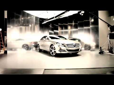 Mercedes-Benz Fashion Week: Key Visual Shoot 2011