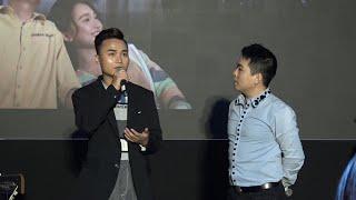 HuyR hát live Cô Gái M52, Anh Thanh Niên tại buổi ra mắt Sài Gòn Của Anh