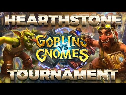 Hearthstone GvG Tournament - Balls of Steel! (EU Round 2 - 2)