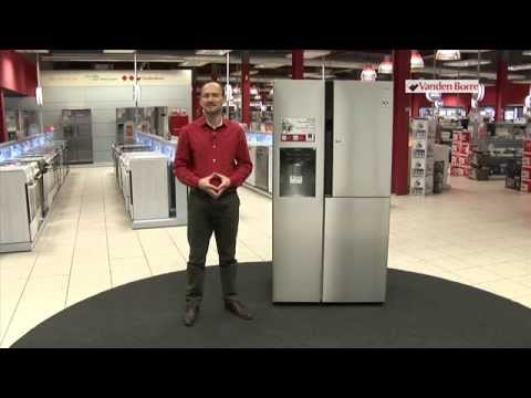 lg gs 9366 necz frigo am ricain french doors vid o produit youtube