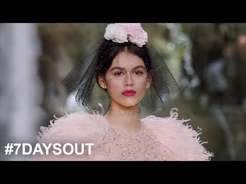 7 DAYS OUT – CHANEL Haute Couture Fashion Show Teaser