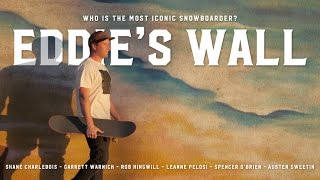 Who is the Most Iconic Snowboarder? - Eddie
