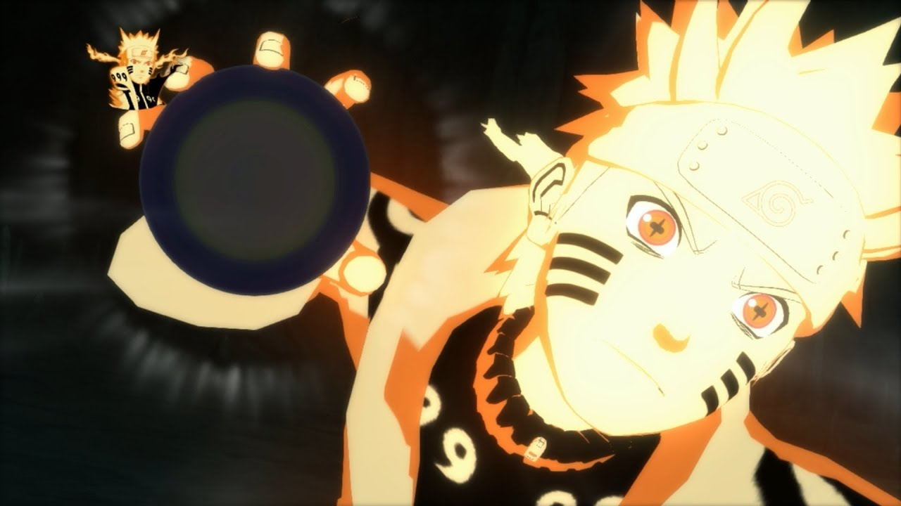 Naruto Sage Of The Six Paths Naruto Shippude...